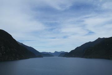 Fjorde Süd Neuseeland