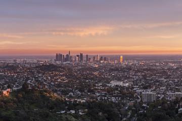 Los Angeles Magic Hour