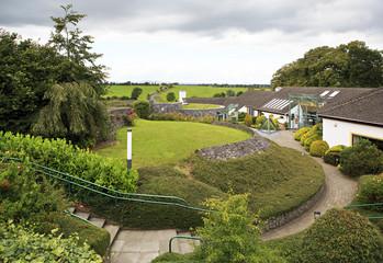 City of Cashel in Ireland.
