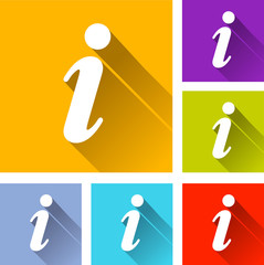 information icons