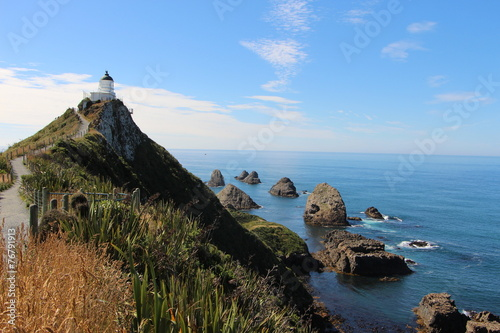 Nugget Point Lighthouse - 76791913