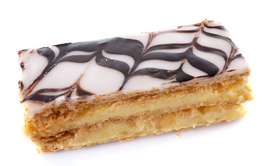 Mille Feuille or Napolean pastry