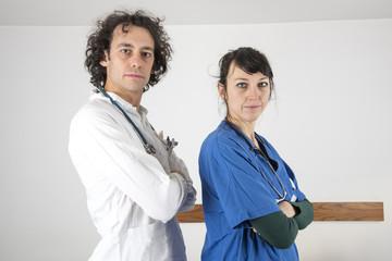 medici in ospedale