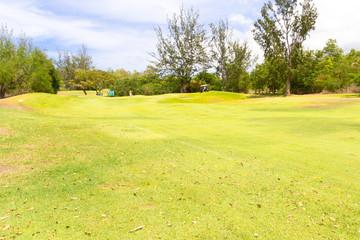 parcours de golf de l'Etang-Salé, Réunion