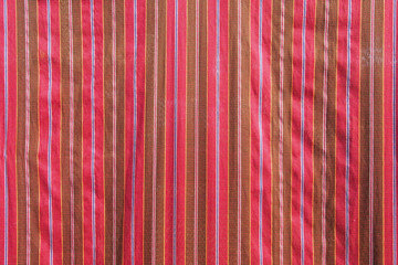 Thailand local cotton stripe textiles