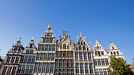 Antwerp houses