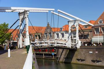 Enkhuizen bridge - Holland