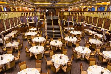 Cruise interior