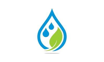 Water Drop Logo 2