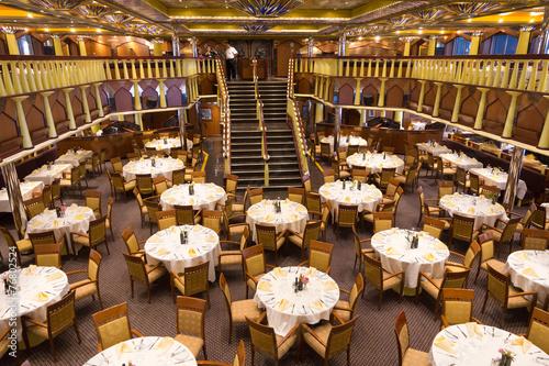 Leinwandbild Motiv Cruise interior