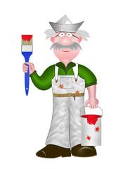 Maler, Handwerker