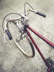 Vintage Hipster bicycle