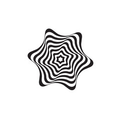 Star optical art