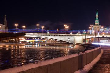 Московские мосты