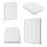 book blank set mouse pad