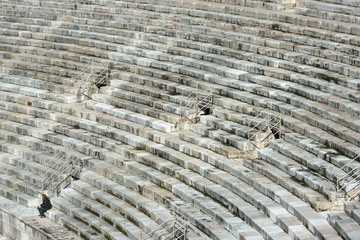 Verona, gradinate