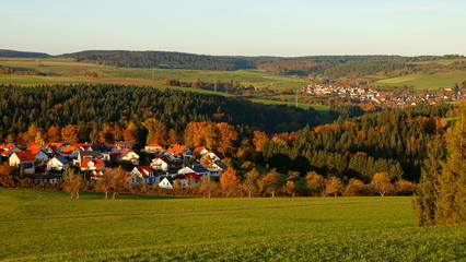Wildberg Wächtersberg im Schwarzwald
