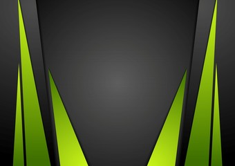 Bright corporate tech background