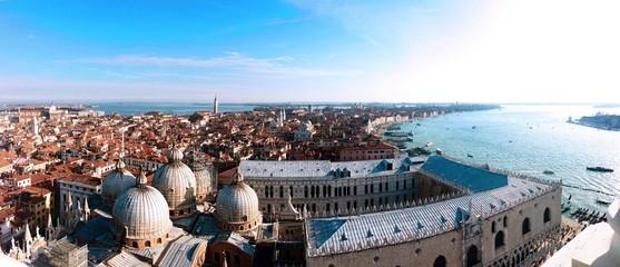 Venezia, panoramica dal campanile