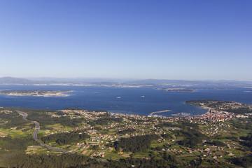 Galician estuary
