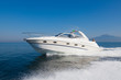 motor boat - 76817995