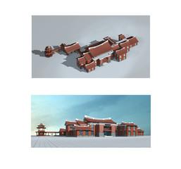 歴史の建物