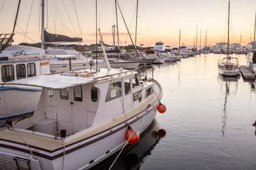 Boat Harbour Sunrise