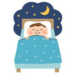 子ども-睡眠