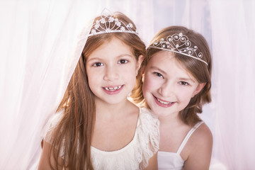Zwei Prinzessinnen