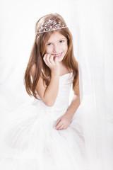 Prinzessin mit Krone