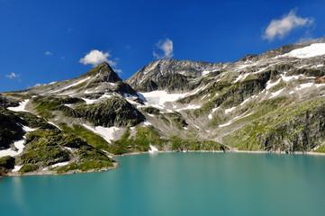 Weisssee, Austrian Alps, Austria, Europe