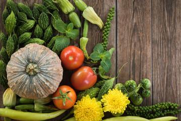 Group Vegetables