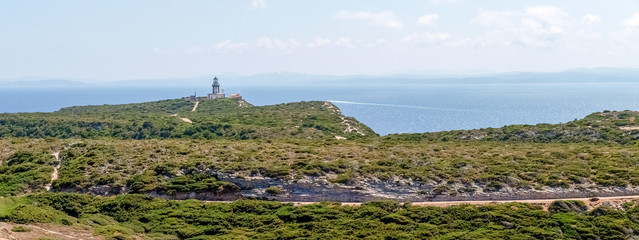 Lighthouse of Bonifacio
