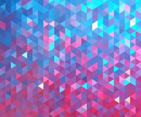 Geometric style shiny celebration background