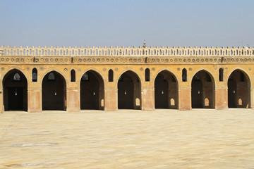 Ibn Tulun courtyard