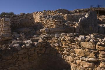 Poblado Ibérico del Puig de la Nao Benicarló siglo V a C 48