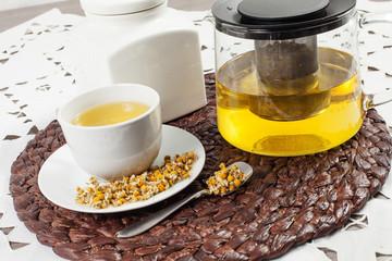 chamonile tea