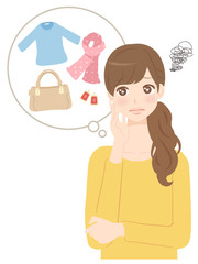 女性 買い物