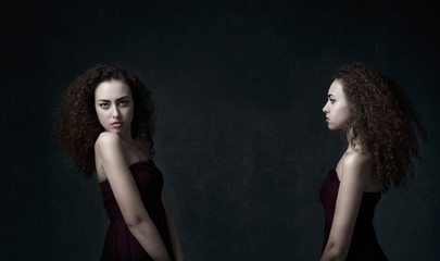 portraiture for two