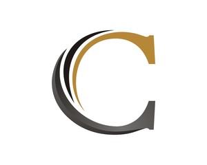 C Letter Logo v.5