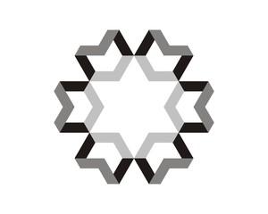 flower logo v.8