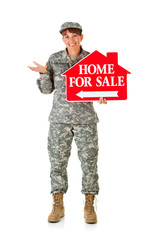 Soldier: Needs to Sell Home