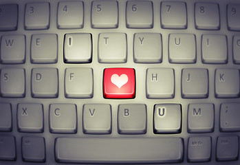 Love keyboard