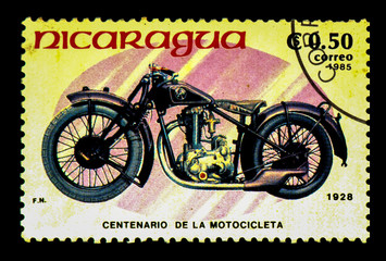 Postage stamp Nicaragua