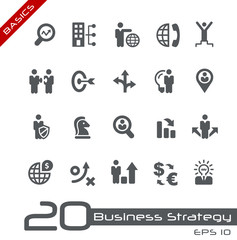 Business Strategy and Management -- Basics