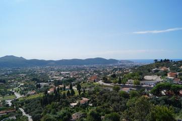 Черногория - вид на город Бар