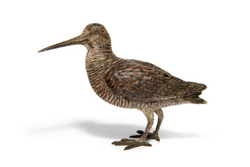 Vienna bronze of woodcock