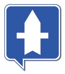 Logo intersection.