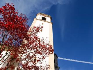 WolfeggSchloss. belltower
