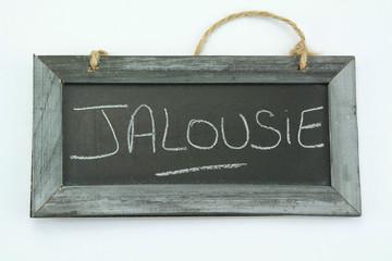 ardoise jalousie